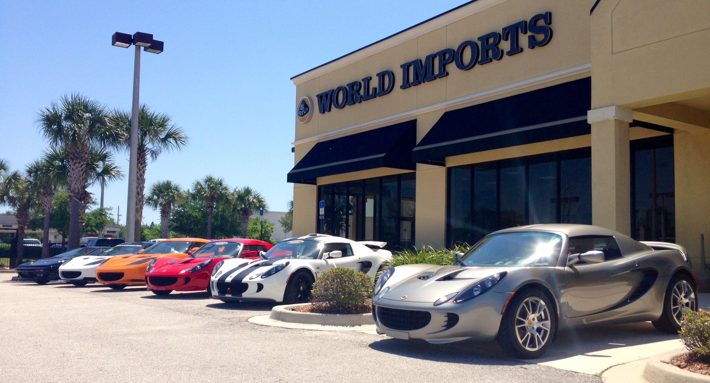 Mercedes Jacksonville Fl >> World Imports USA| New Lotus and Used Dealership| BMW ...