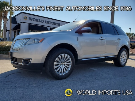 2011 Lincoln MKX FWD 4DR 4 Door SUV