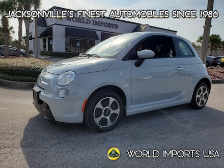 2017 FIAT 500E Hatch - Plug AND Save - NO Haggle Price Hatchback