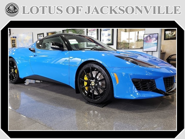 Luxury Sports Cars In Jacksonville New Lotus Models For Sale