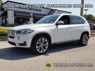 2017 BMW X5 XDRIVE35D SPORTS ACTIVITY VEHICLE -MSRP $73,420.00 Sports Activity Vehicle for Sale in Jacksonville FL