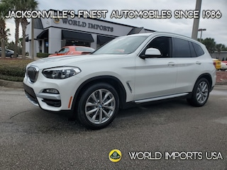 2019 BMW X3 Sdrive30I Sports Activity Vehicle Sports Activity Vehicle for Sale in Jacksonville FL