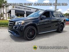2018 Mercedes-Benz GLS63 AMG - Msrp $132,825.00 SUV for Sale in Jacksonville FL