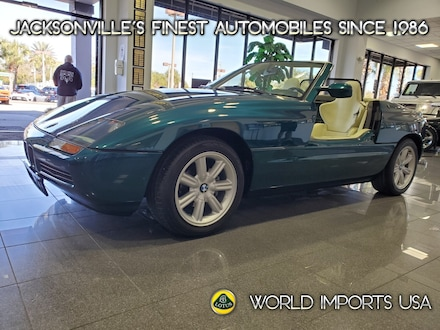 1989 BMW Z1 Roadster - (Collector Series) Convertible