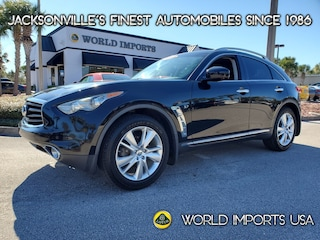 2014 INFINITI QX70 RWD Deluxe Touring Sport Utility for Sale in Jacksonville FL