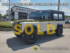 1994 Land Rover Defender 110 2-Door Soft TOP 300 TDI - (Collector Series) SUV for Sale in Jacksonville FL
