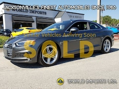 2018 Audi A5 Premium Plus Coupe AWD - Rare CAR - $53,240.00 Coupe for Sale in Jacksonville FL