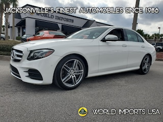 Used 2017 Mercedes-Benz E300 Sport RWD Sedan - P02 PKG - NEW $64,395.00 Sedan in Jacksonville FL