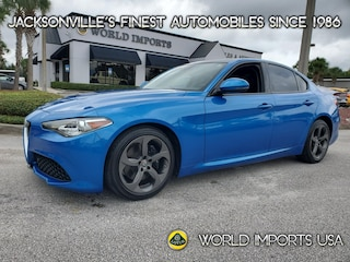 2017 Alfa Romeo Giulia Sport RWD - NEW $47,840.00 Sedan for Sale in Jacksonville FL