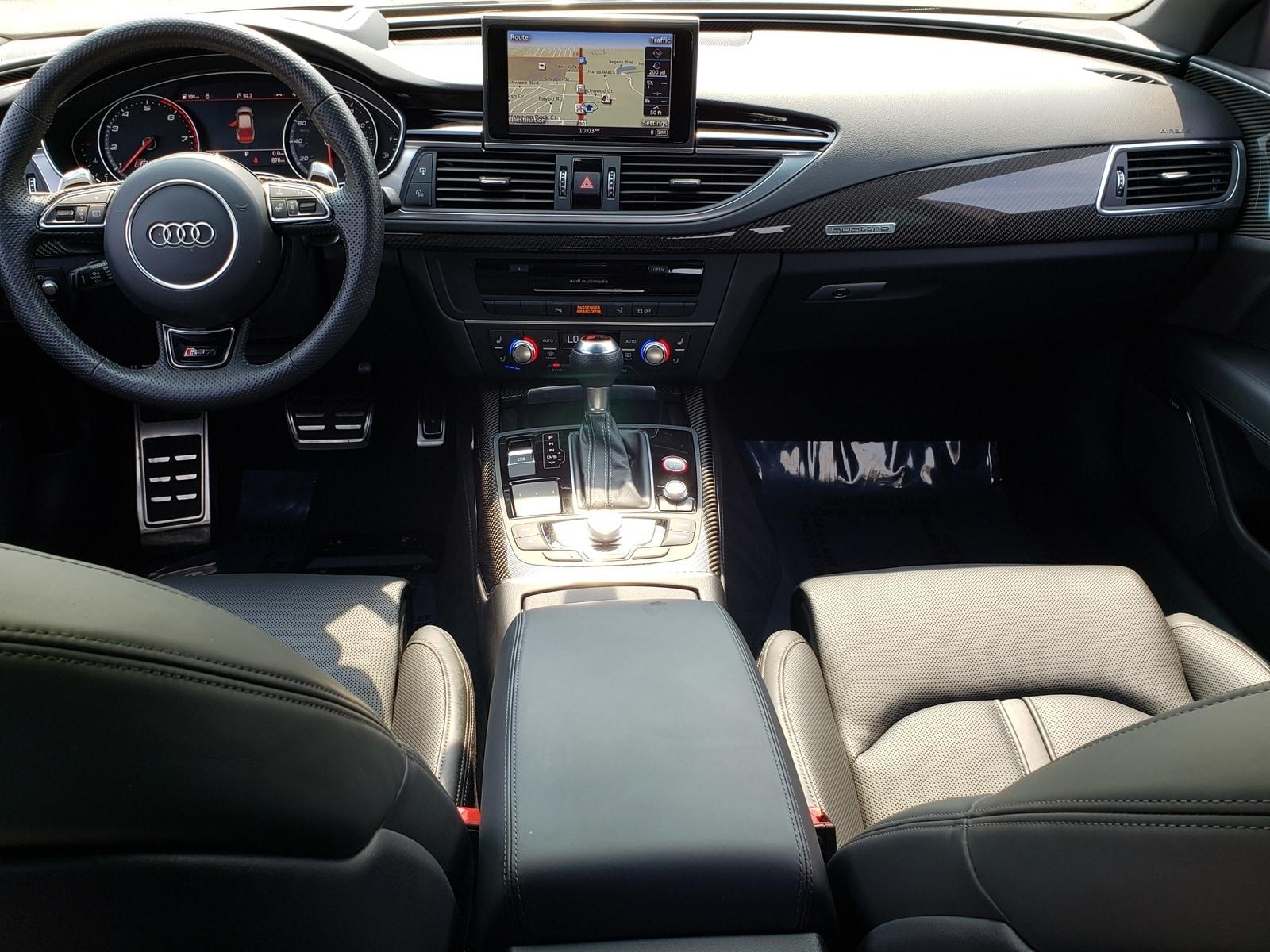 Used 2017 Audi Rs7 4 0 Tfsi Prestige Rare Car New 120 185 00