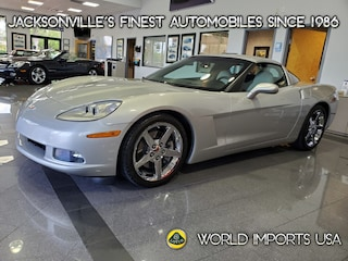 2007 Chevrolet Corvette 2DR Coupe - (Collector Series) 2 Door Coupe for Sale in Jacksonville FL