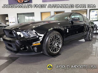 2013 Ford Mustang 2DR Coupe Shelby GT500 Coupe for Sale in Jacksonville FL