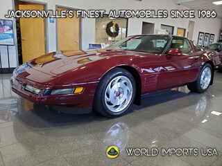 1993 Chevrolet Corvette 2DR Coupe Hatchback 40TH ANN - (Collector Series) Coupe for Sale in Jacksonville FL
