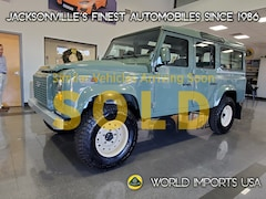1995 Land Rover Defender 110 5-Door 300 TDI - (Collector Series) SUV for Sale in Jacksonville FL