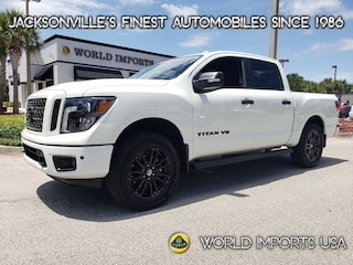 2018 Nissan Titan 4X4 Crew CAB SV Midnight Edition Crew Cab for Sale in Jacksonville FL