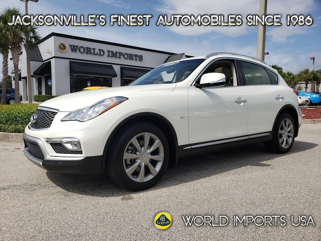 Cars For Sale Jacksonville Fl >> Used Infiniti Cars Suvs Jacksonville Fl World Imports Usa Near
