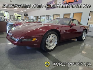 1993 Chevrolet Corvette 2DR Coupe ZR1 40TH Anniversary -(Collector Series) for Sale in Jacksonville FL