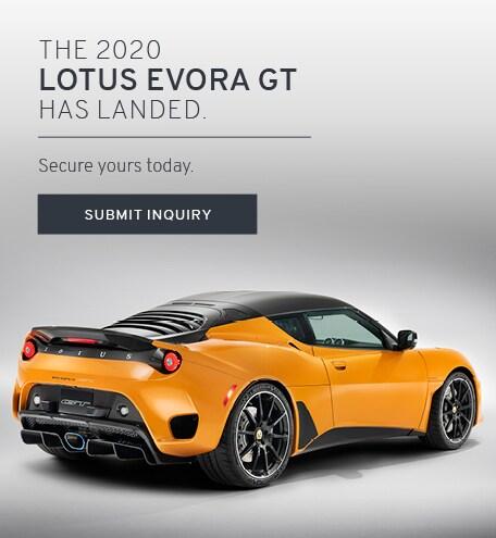 New Lotus & Used Luxury Cars in Jacksonville FL | World
