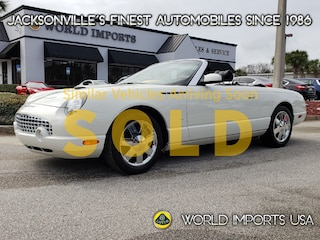 2003 Ford Thunderbird Premium (Collector Series) Convertible for Sale in Jacksonville FL