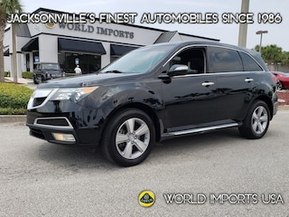 2012 Acura MDX AWD 4DR Tech PKG (Value Trade) 4 Door for Sale in Jacksonville FL