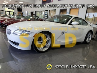 2007 BMW Z4 2DR Coupe 3.0SI - Collector Series) 2 Door Coupe for Sale in Jacksonville FL
