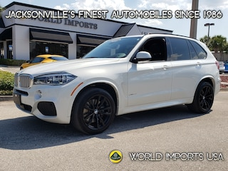 2017 BMW X5 Xdrive50I Msport Activity Vehicle- Msrp $89,395.00 Sports Activity Vehicle for Sale in Jacksonville FL