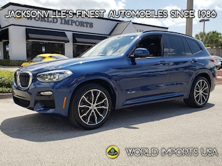 2018 BMW X3 XDRIVE30I MSPORT ACTIVITY VEHICLE Sports Activity Vehicle for Sale in Jacksonville FL
