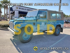 1992 Land Rover 200 TDI Soft TOP - (Collector Series) for Sale in Jacksonville FL