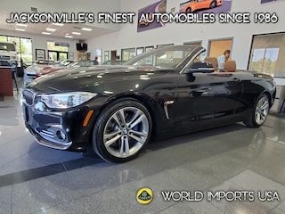2015 BMW 428I 2DR Luxury Hardtop Covertible Convertible for Sale in Jacksonville FL