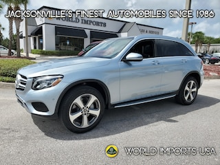Used 2018 Mercedes-Benz GLC300 Sport Sport Utility in Jacksonville FL