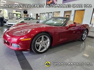 2007 Chevrolet Corvette 2DR Convertible - (Collector Series) 2 Door Convertible for Sale in Jacksonville FL
