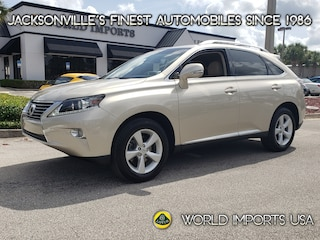 2013 LEXUS RX350 Premium FWD - W/Sunroof Sport Utility Vehicle for Sale in Jacksonville FL