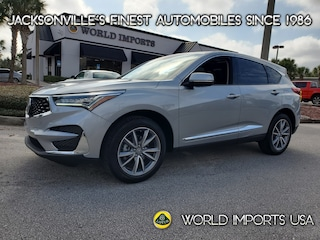 2020 Acura RDX FWD W/Technology PKG Sport Utility for Sale in Jacksonville FL
