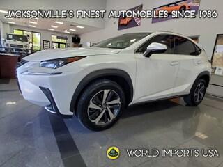 2018 LEXUS NX NX 300 FWD Sport Utility for Sale in Jacksonville FL