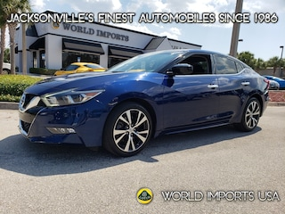 2016 Nissan Maxima 4DR SDN 3.5 S - W/Navigation-18 Alloys Sedan for Sale in Jacksonville FL