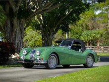 1955 Jaguar Jaguar