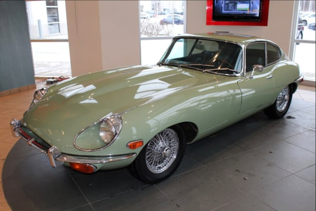 1970 Jaguar XKE Coupe