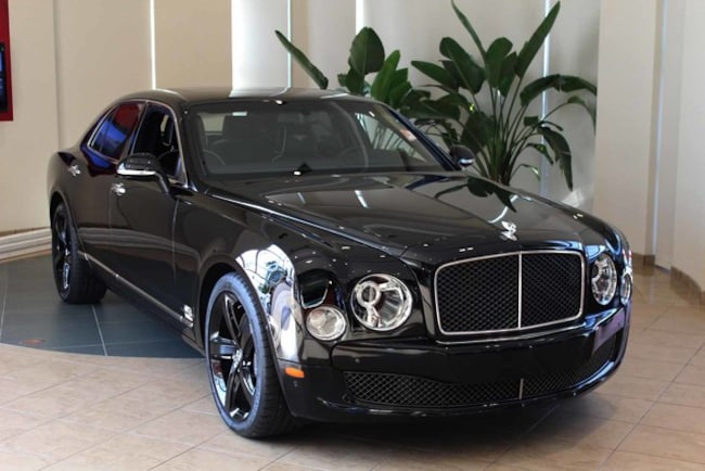 2016 Bentley Mulsanne Sedan