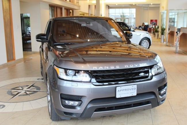 2016 Land Rover Range Rover Sport 5.0L V8 Supercharged SUV