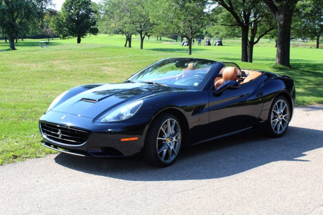 2011 Ferrari California Base Convertible