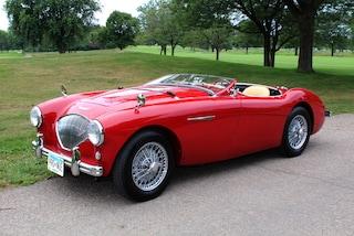 1954 Austin Healey 100-4 M Lemans