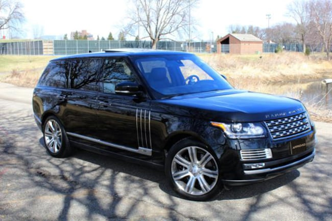 used 2016 land rover range rover for sale at lotus of minneapolis vin salgw3ef8ga281280. Black Bedroom Furniture Sets. Home Design Ideas