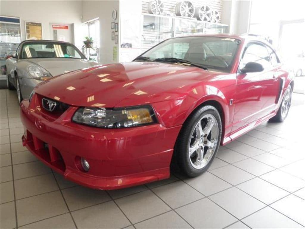 2002 Ford Mustang Roush 3 Coupe