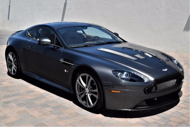 Used Aston Martin V Vantage S For Sale San Diego CA - Aston martin for sale san diego