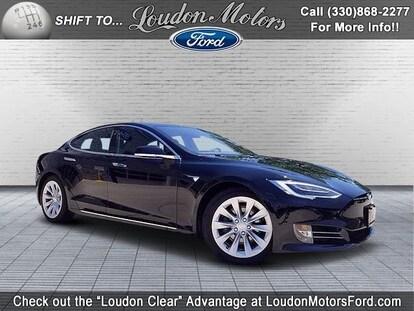 Used 2018 Tesla Model S For Sale at Loudon Motors Ford LLC | VIN
