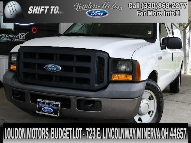 2007 Ford F-250SD XL Truck