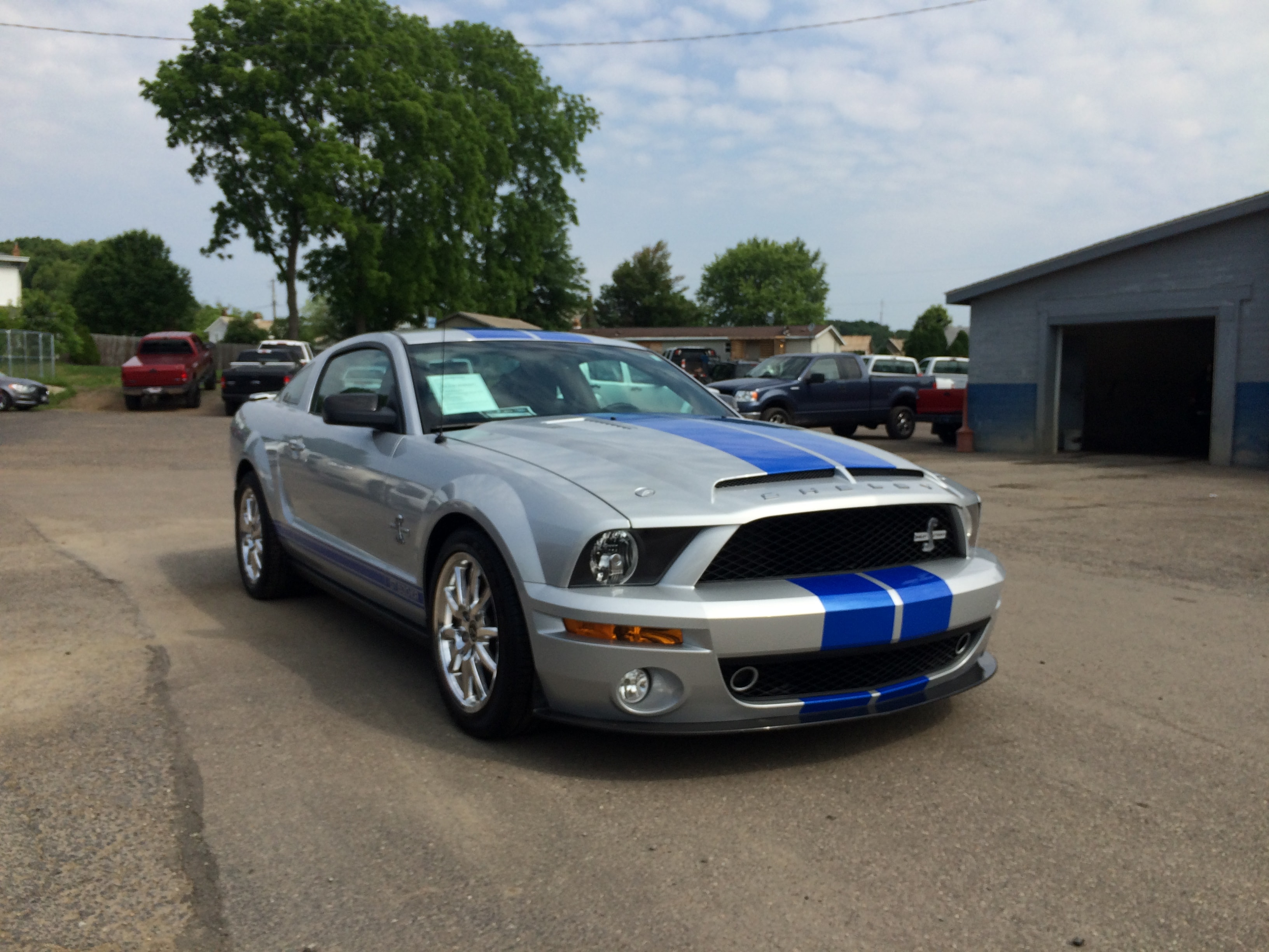 2009 Ford Shelby GT500 KR Coupe