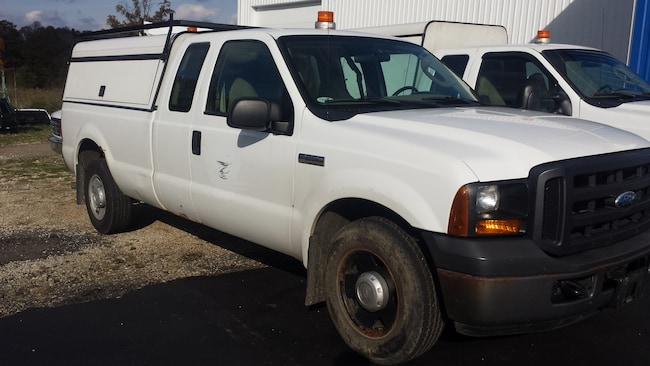 2007 Ford Super Duty F-250 XL Extended Cab Pickup
