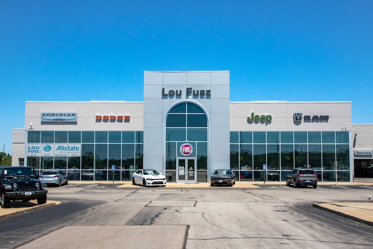 Lou Fusz Jeep >> Lou Fusz Chrysler Jeep Dodge Ram Fiat New Chrysler Dodge