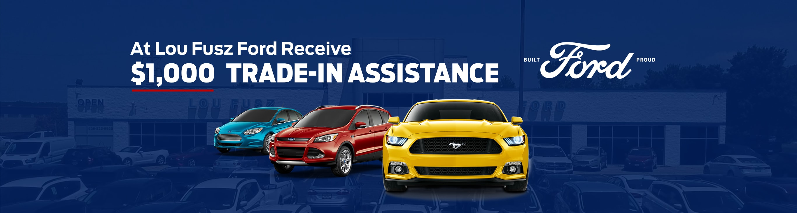 St Louis Ford Dealers >> Ford Dealership St Louis Lou Fusz Ford